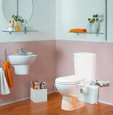 SFA - WC broyeur-SFA