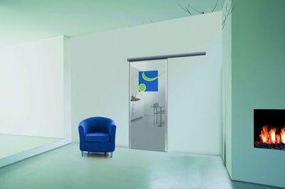 Mantion - Porte de communication vitrée-Mantion-A personnaliser