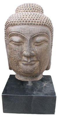 Asian-Decoration - Tête humaine-Asian-Decoration