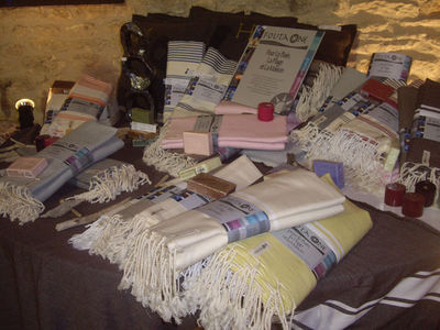 FOUTA ONE - Fouta serviette de hammam-FOUTA ONE-assortiments