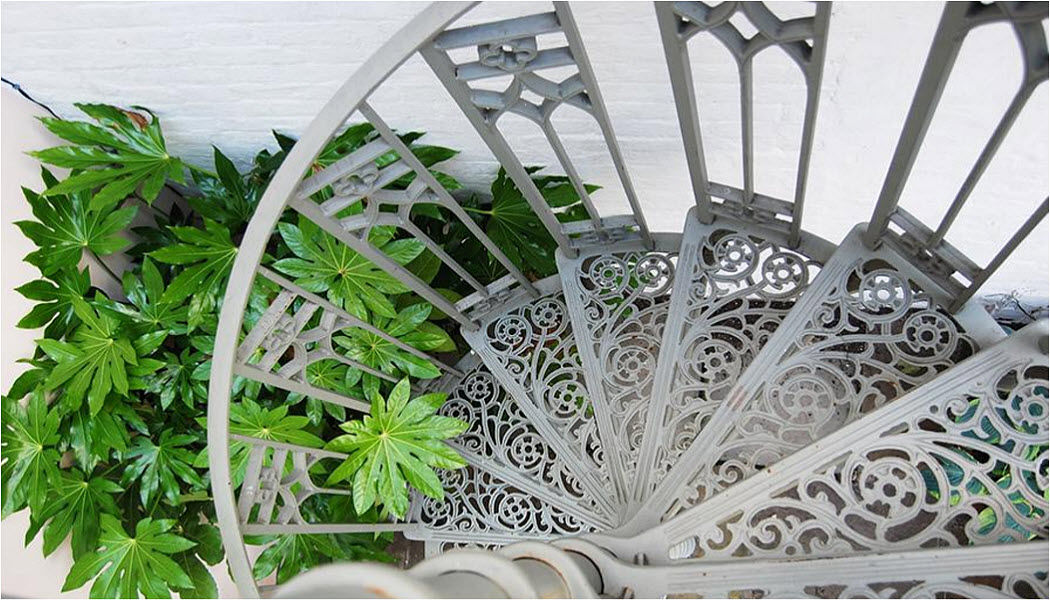 Britannia Architectural Metalwork Spiral staircase Stairs and ladders House Equipment  |