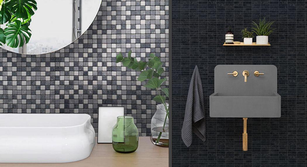 VIET HOME STONE Bathroom wall tile Wall tiles Walls & Ceilings   