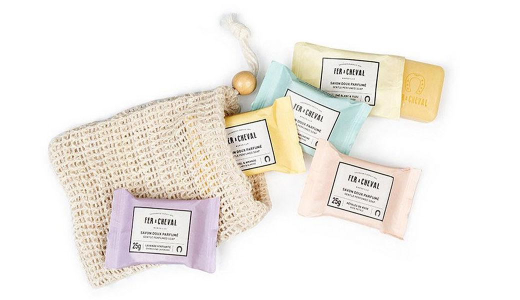 Savonnerie Fer a cheval Natural soap Soap Bathroom Accessories and Fixtures  |