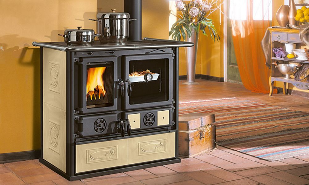 LA NORDICA Extraflame Wood stove Cookers Kitchen Equipment  |