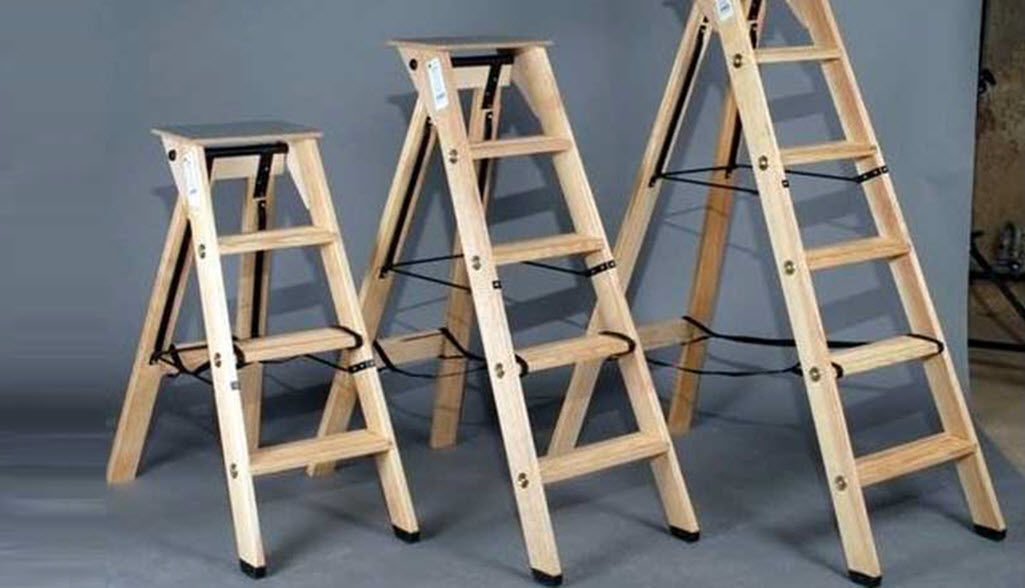 Jean Louis Levigne Step ladder Steps Tables and Misc.  |