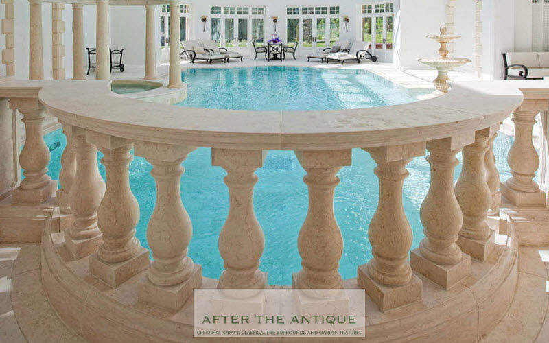 After The Antique Railing Fences and borders Garden Gazebos Gates... Garden-Pool | Classic