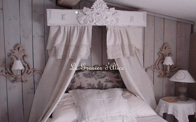 Le Grenier d'Alice Bed canopy Various bedroom furniture Furniture Beds Bedroom | Cottage