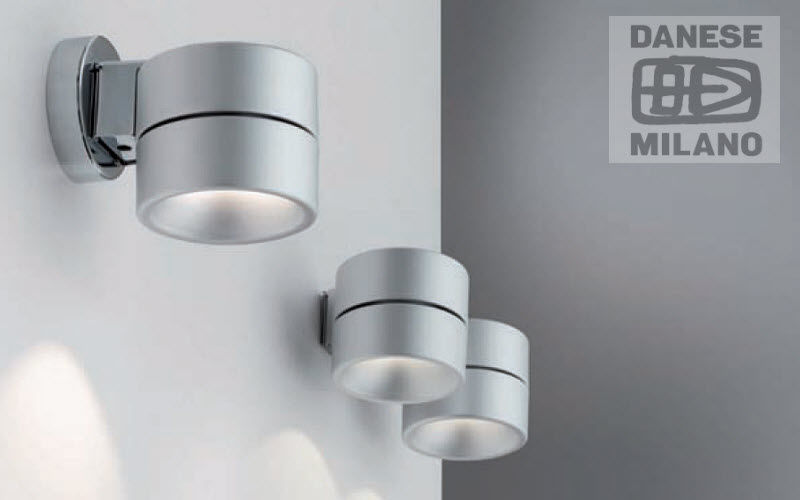 Danese Milano Wall lamp Interior wall lamps Lighting : Indoor Home office | Design Contemporary