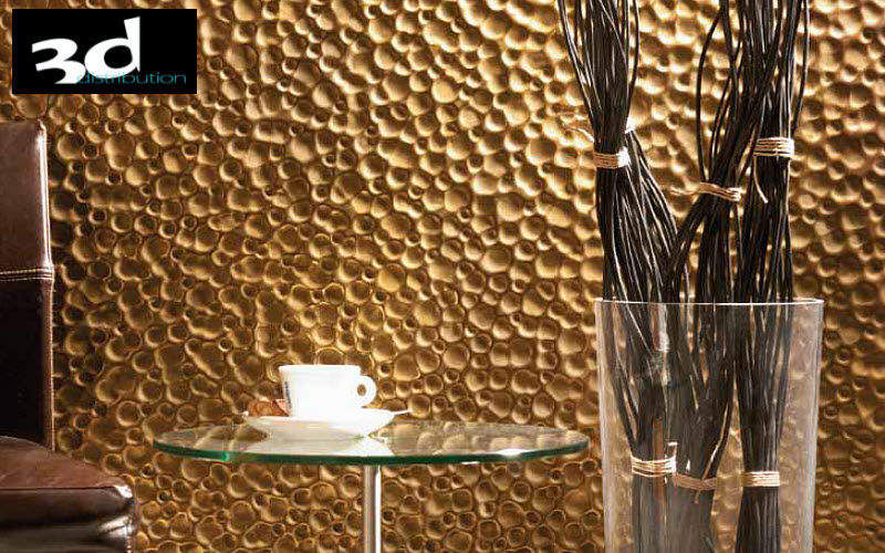 3D DISTRIBUTION Decorative panel Decorative panels Walls & Ceilings Entrance | Design Contemporary