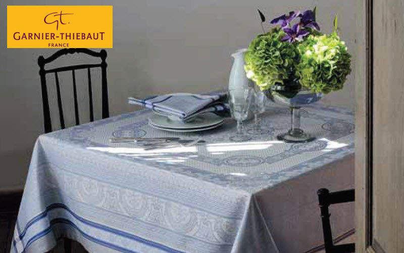 Garnier Thiebaut Rectangular tablecloth Tablecloths Table Linen  |