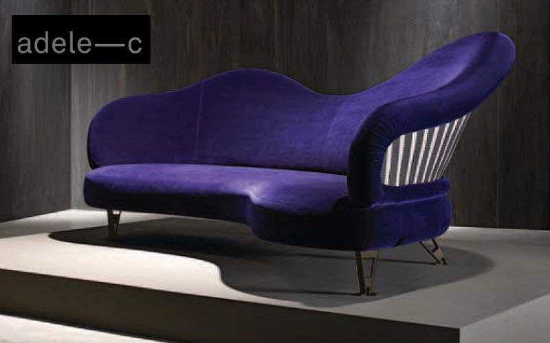 Adele C. Lounge sofa Méridienne' sofa Seats & Sofas Living room-Bar  