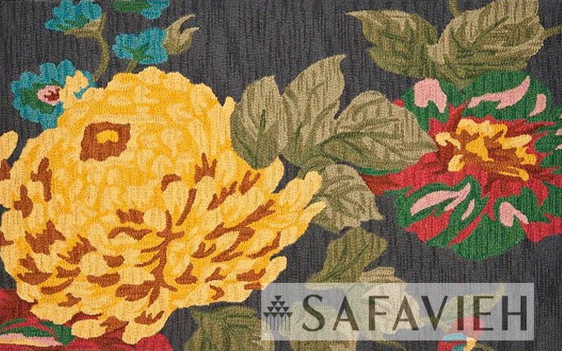 Safavieh Modern rug Modern carpets Carpets Rugs Tapestries Dining room | Design Contemporary