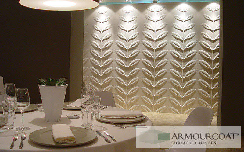 Armourcoat Surface Finishes Wall decoration Wall decors Walls & Ceilings Dining room | Contemporary