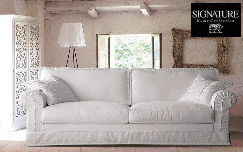 SIGNATURE HOME COLLECTION 2-seater Sofa Sofas Seats & Sofas  | Classic