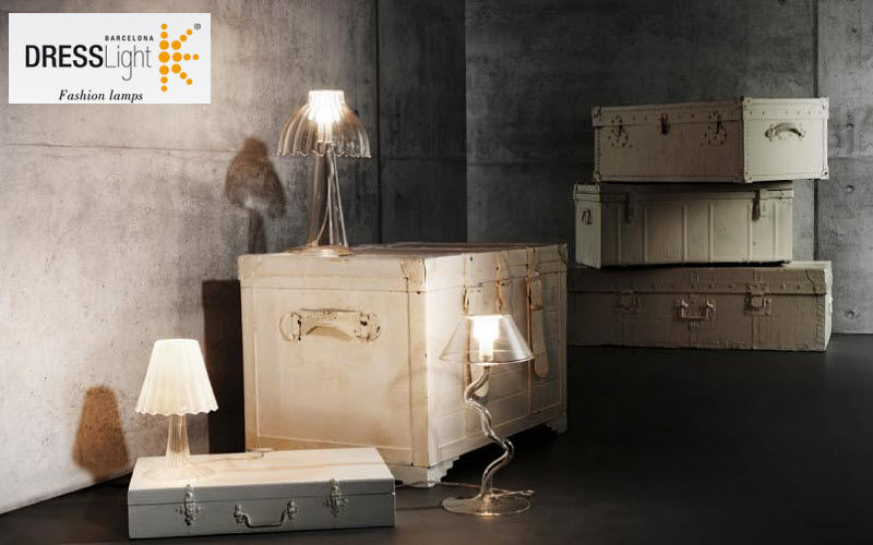DREssLIGHT BARCELONA Trunk Chests Storage  |