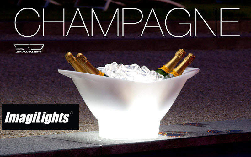 IMAGILIGHTS Champagne bowl Drink cooling Tabletop accessories  |