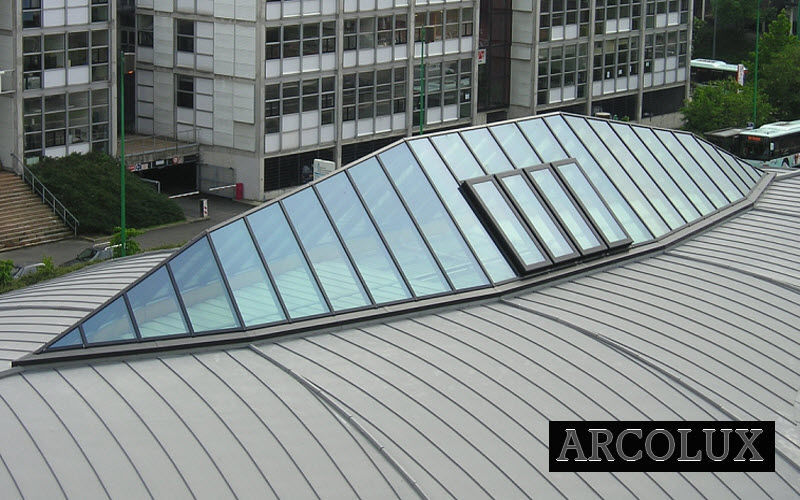Arcolux Glass roof Glass Doors and Windows  |