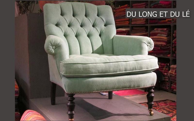 Du Long et du Lé Chesterfield Armchair Armchairs Seats & Sofas  |