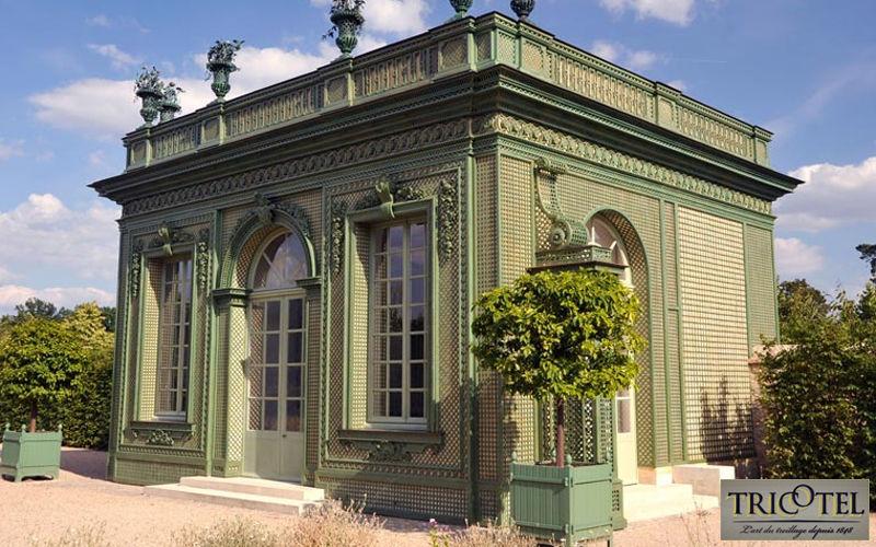 Tricotel Trellis Enclosures and trellis-work Garden Gazebos Gates... Garden-Pool | Classic