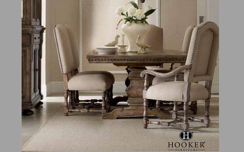 Hooker Furniture Square dining table Dining tables Tables and Misc. Dining room | Classic