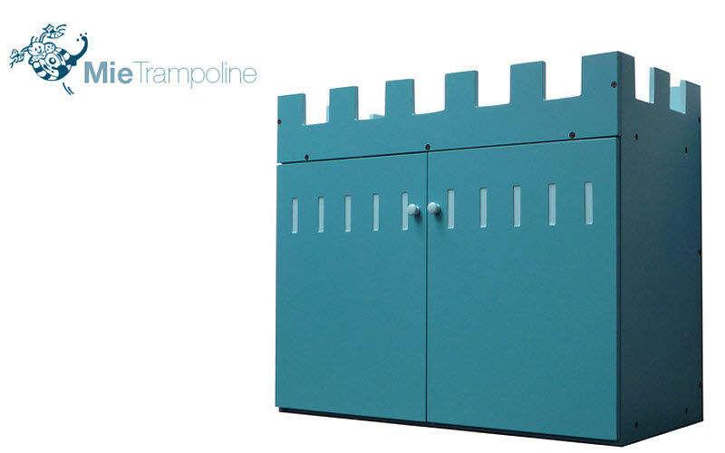 Mie Trampoline Children's wardrobe Storage (Children) Children's corner  |