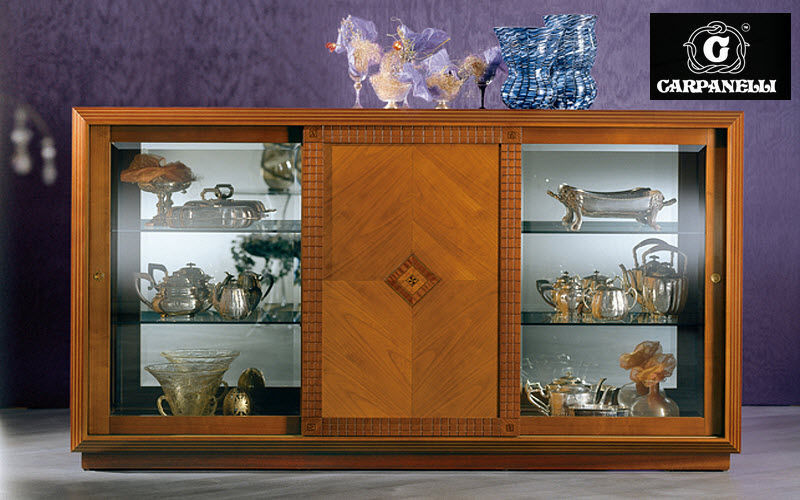 Carpanelli Low display cabinet Display cases Storage  |