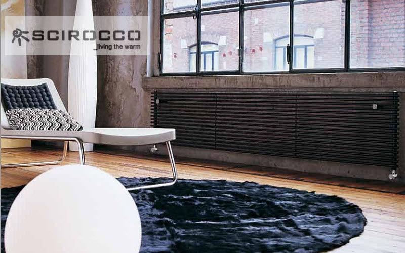SCIROCCO Skirting board heater Radiators House Equipment  |