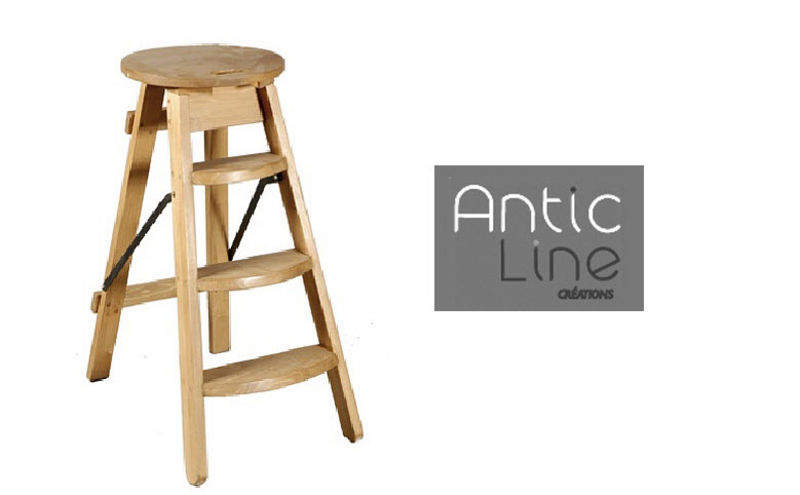 Antic Line Creations Step ladder Steps Tables and Misc.  |