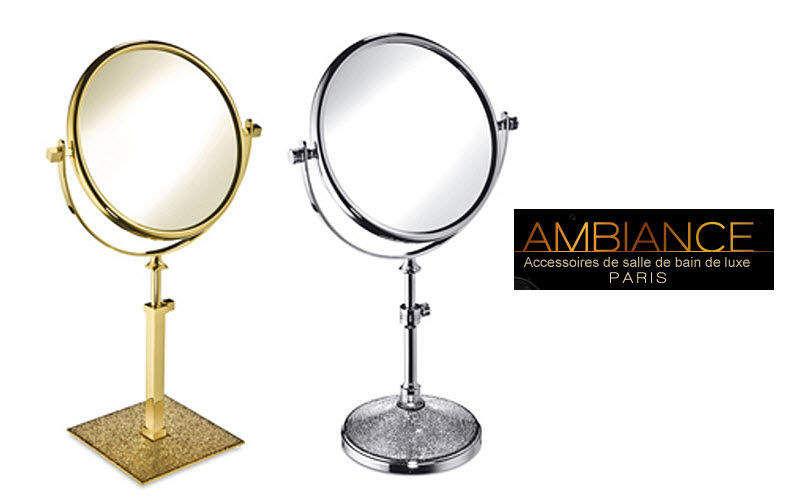 AMBIANCE PARIS Shaving mirror Mirrors Bathroom Bathroom Accessories and Fixtures  |
