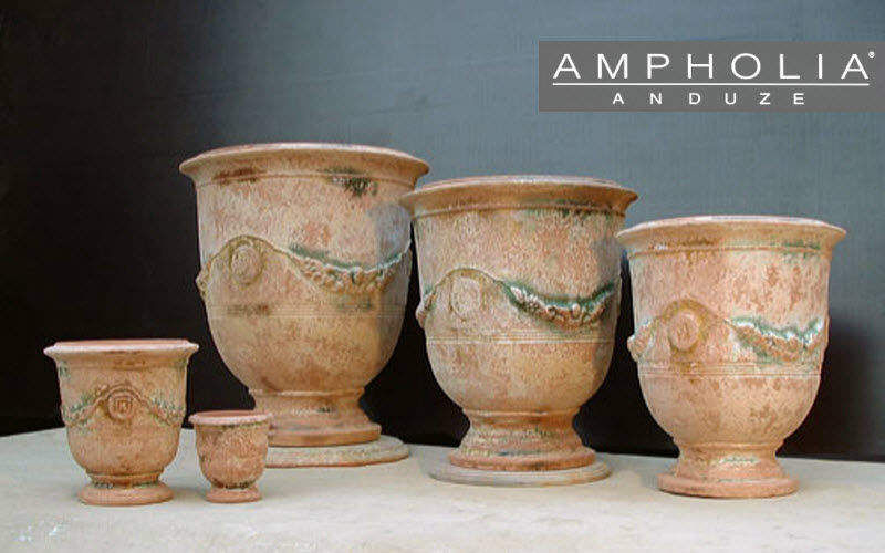 Ampholia-Anduze Anduze vase Flowerpots Garden Pots  |