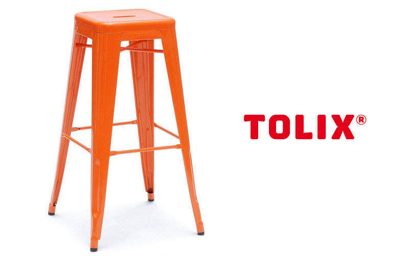 Tolix Bar stool Footstools and poufs Seats & Sofas  |