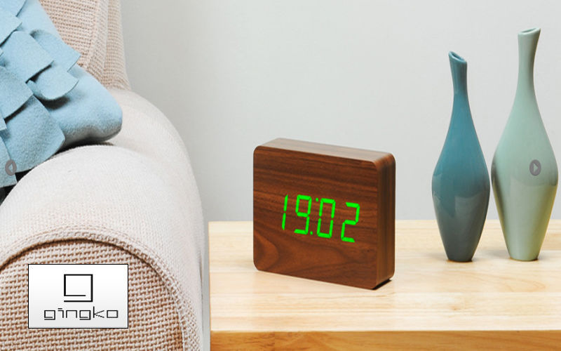 Gingko Illuminated alarm clock Health lamps Lighting : Indoor  |