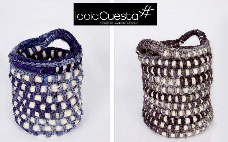 IDOIA CUESTA Bathroom basket Various bathroom items Bathroom Accessories and Fixtures  |