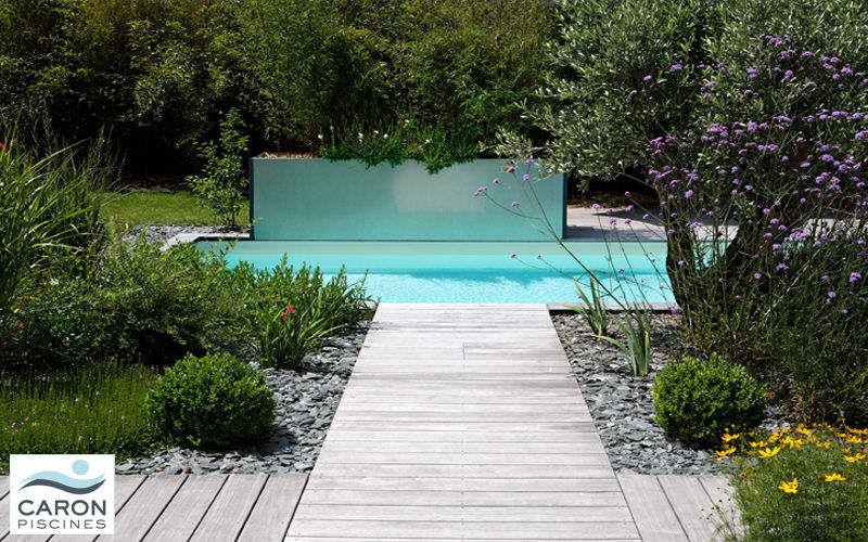 CARON PISCINES Freeform pool Swimming pools Swimming pools and Spa  |