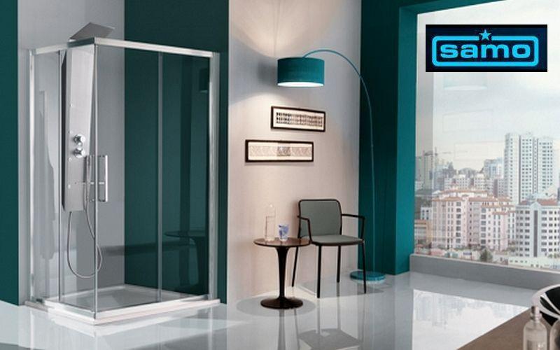 Samo Corner shower enclosure Showers & Accessoires Bathroom Accessories and Fixtures  |