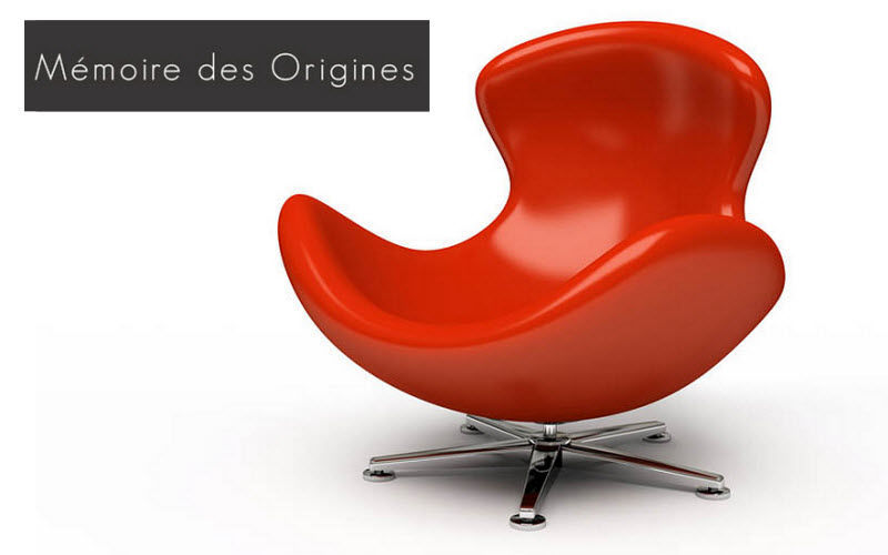 MEMOIRE DES ORIGINES Swivel armchair Armchairs Seats & Sofas  |