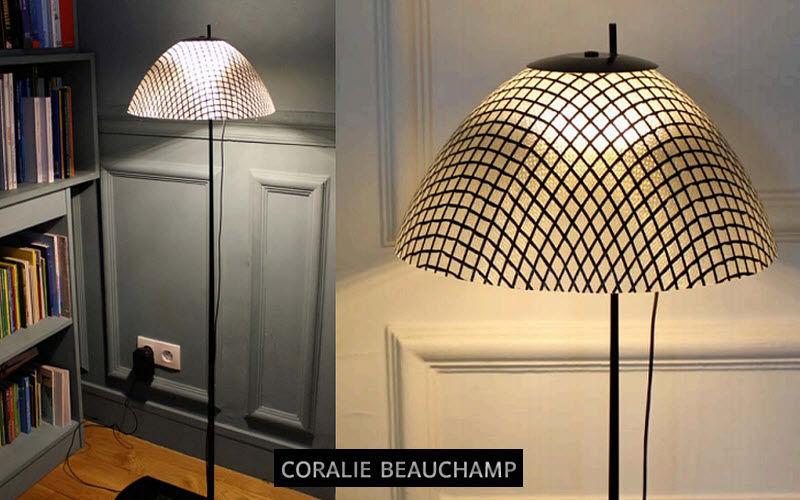 CORALIE BEAUCHAMP Floor lamp Lamp-holders Lighting : Indoor  |