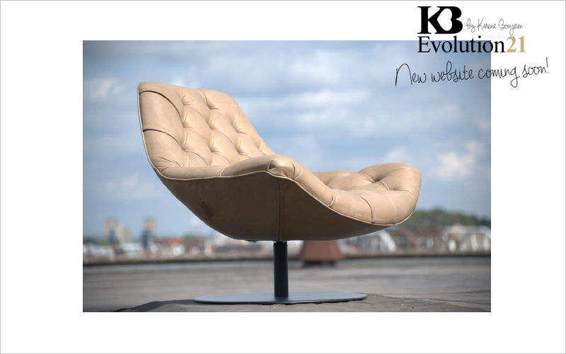 EVOLUTION21 BY KARINE BONJEAN Fireside chair Armchairs Seats & Sofas  |