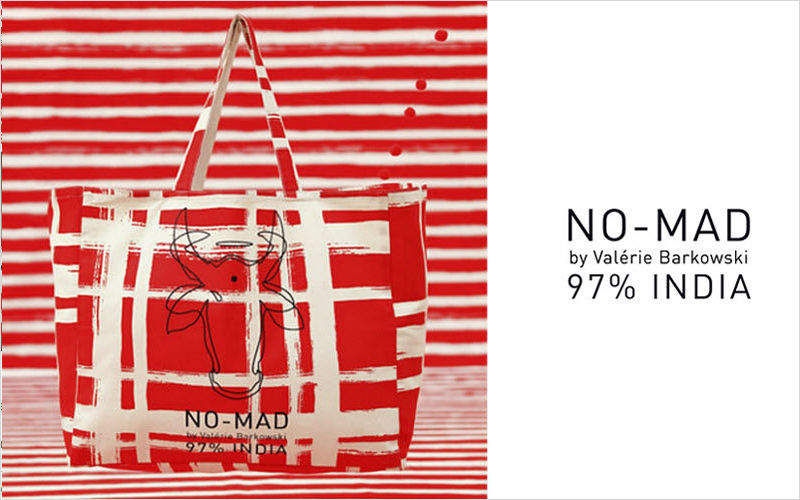 NO-MAD 97% INDIA Shopping bag Luggage Beyond decoration  |