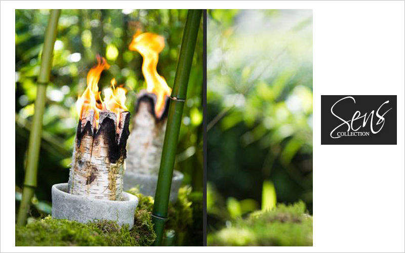 SENS COLLECTION Outdoor candle Japanese latern & Outdoor candles Lighting : Outdoor  |