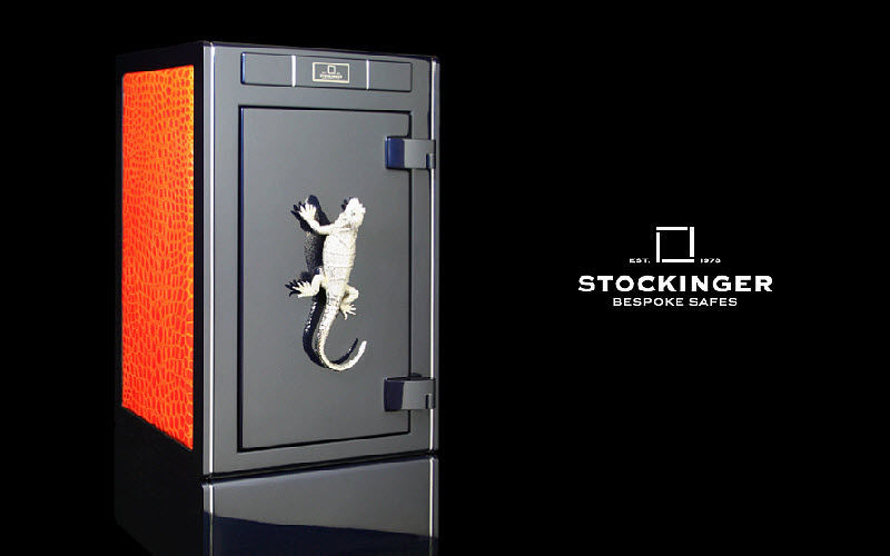 STOCKINGER BESPOKE SAFES Integrated wall safe Safes House Equipment  |