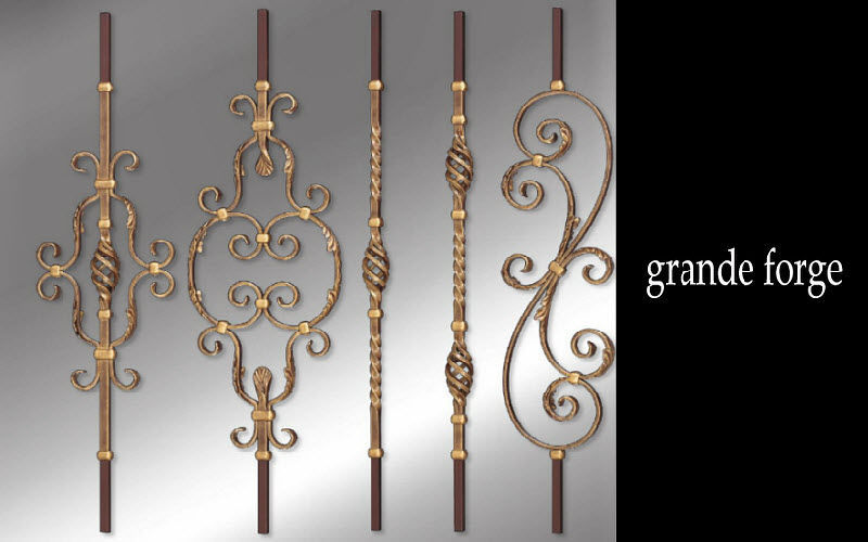 Grande Forge Baluster Fences and borders Garden Gazebos Gates...  |