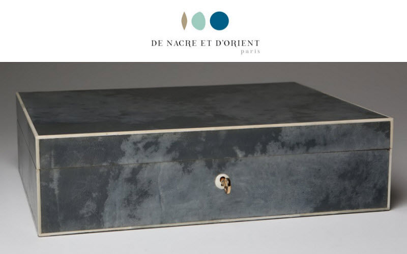De Nacre Et D'orient Decorated box Decorative boxes Decorative Items  |