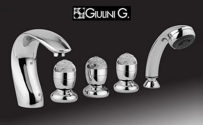 Giulini G. Bath and shower mixer Taps Bathroom Accessories and Fixtures  |