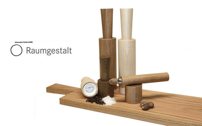 Raumgestalt Pepper mill Condiments Tabletop accessories  |