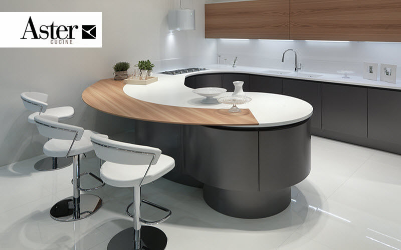 ASTER CUCINE Modern Kitchen Fitted kitchens Kitchen Equipment  |