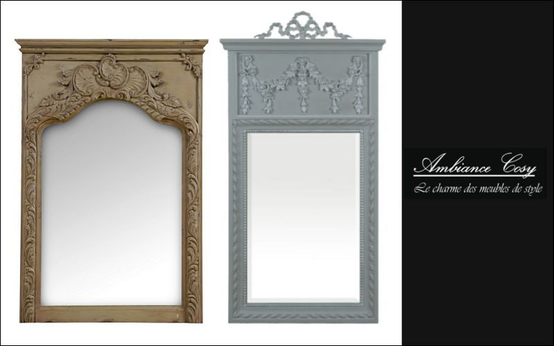 AMBIANCE COSY Trumeau Mirrors Decorative Items  |