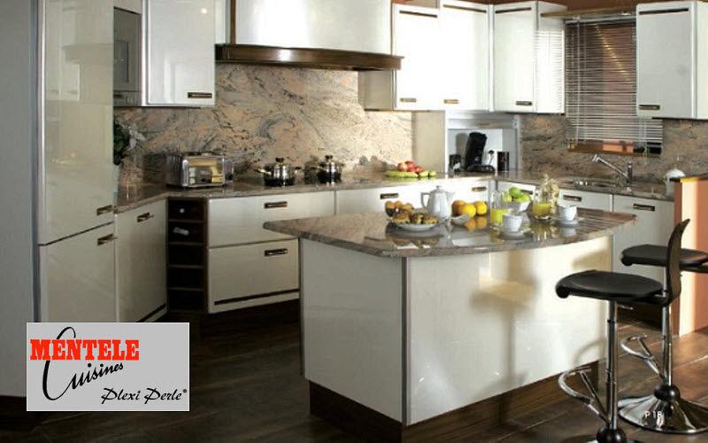 Mentele Cuisines Modern Kitchen Fitted kitchens Kitchen Equipment  |