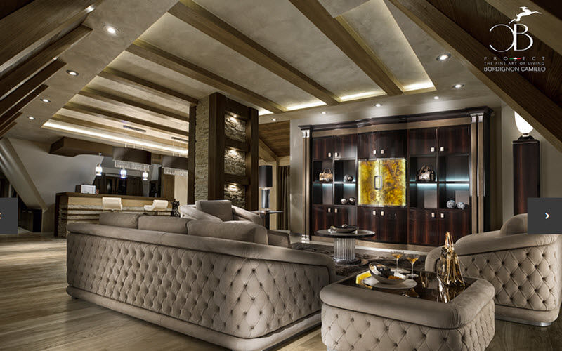 Bordignon Camillo Lounge suite Drawing rooms Seats & Sofas Living room-Bar | Design Contemporary