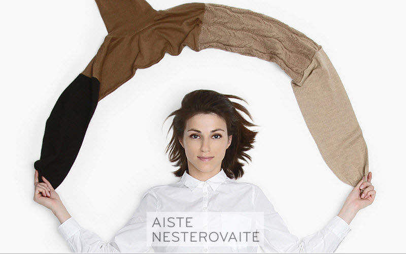AISTE NESTEROVAITE Scarf Clothing Beyond decoration  |